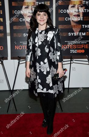 """Editorial picture of NY Special Screening of HBO's """"Notes From The Field"""", New York, USA - 21 Feb 2018"""