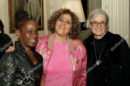 Chirlane McCray, Kristi Zea (Director), Anna Deavere Smith (Exec Producer, writer)