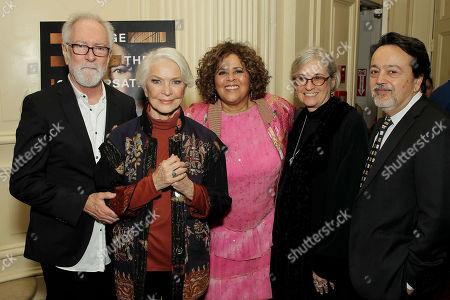 Gary Goetzman (Exec Producer), Ellen Burstyn, Anna Deavere Smith (Exec Producer, writer,), Kristi Zea (Director), Len Amato (HBO Film President)