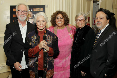 Gary Goetzman (Exec Producer), Ellen Burstyn, Anna Deavere Smith (Exec Producer, writer,), Kristi Zea (Director), Len Amato (HBO Film President)