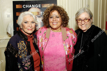 Ellen Burstyn, Anna Deavere Smith (Exec Producer, Writer), Kristi Zea (Director)