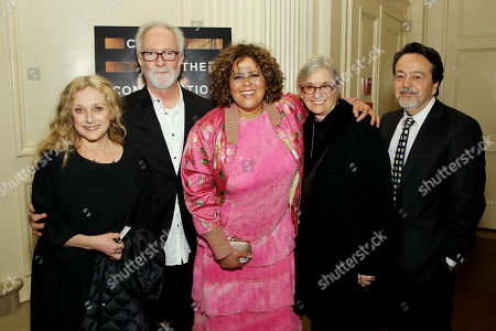 Carol Kane, Gary Goetzman (Exec Producer), Anna Deavere Smith (Exec Producer, writer,), Kristi Zea (Director), Len Amato (HBO Film President)