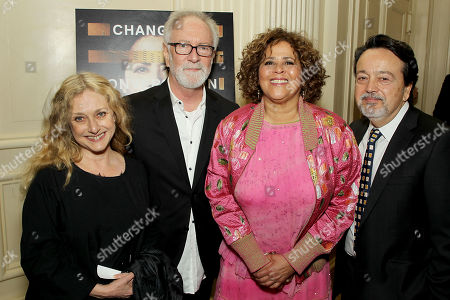 Carol Kane, Gary Goetzman (Exec Producer), Anna Deavere Smith (Exec Producer, writer,), Len Amato (HBO Film President)