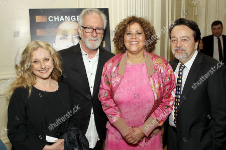 Carol Kane, Gary Goetzman (Exec Producer), Anna Deavere Smith (Exec Producer, writer,), Len Amato (HBO Film President)