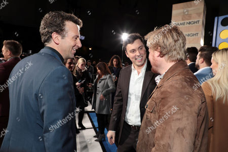 Jonathan M. Goldstein, Co-Director, John Francis Daley, Co-Director/Actor, Jesse Plemons