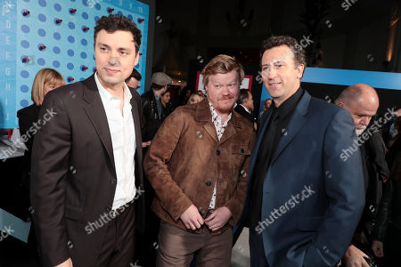 John Francis Daley, Co-Director/Actor, Jesse Plemons, Jonathan M. Goldstein, Co-Director,