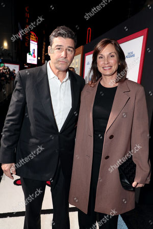 Kyle Chandler, Kathryn Chandler