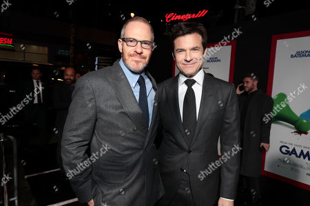 Editorial photo of New Line Cinema and Warner Bros. Pictures present the World film Premiere of 'Game Night' at TCL Chinese Theatre, Los Angeles, CA, USA - 21 Feb 2018