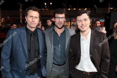 Jonathan M. Goldstein, Co-Director, Richard Brener President, Production, New Line Cinema, John Francis Daley, Co-Director/Actor,