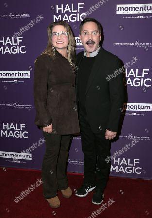 Editorial picture of 'Half Magic' film screening, Arrivals, Los Angeles, USA - 21 Feb 2018