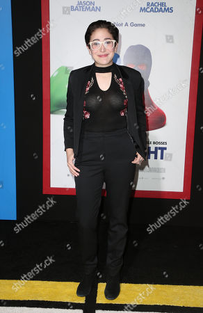 Editorial picture of 'Game Night' film premiere, Arrivals, Los Angeles, USA - 21 Feb 2018