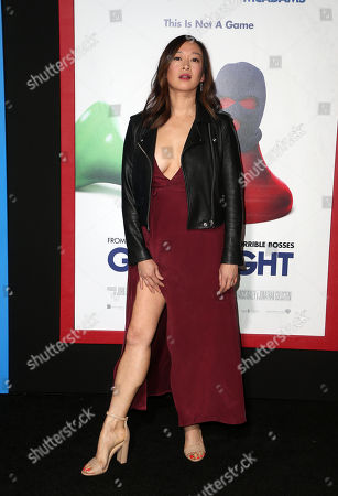 Editorial image of 'Game Night' film premiere, Arrivals, Los Angeles, USA - 21 Feb 2018