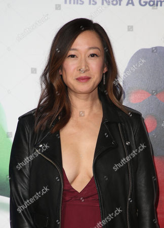Stock Image of Camille Chen