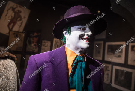 The Joker costume worn by Jack Nicholson