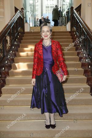 Stock Picture of Irina Wanka