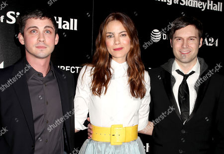 Editorial image of 'The Vanishing of Sidney Hall' film premiere, Arrivals, Los Angeles, USA - 22 Feb 2018