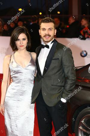 Edin Hasanovic, Natalia Rudziewicz