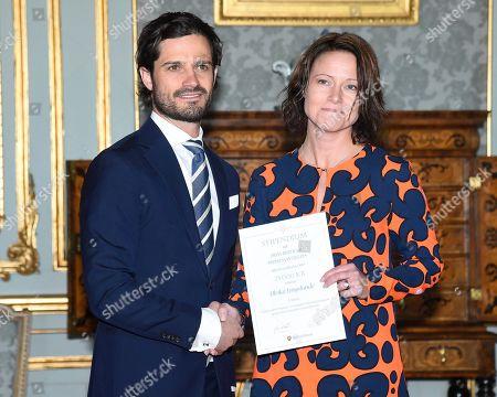 Prince Carl Philip, Ulrika Lingslunde