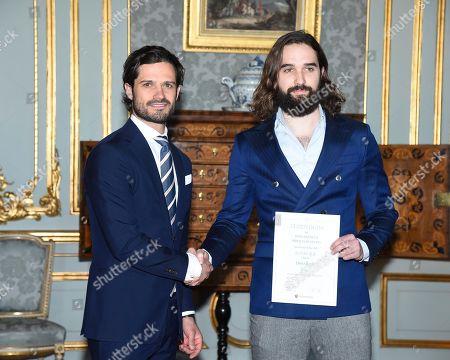 Prince Carl Philip, Dino Ilesic