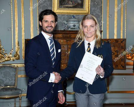 Prince Carl Philip, Emma Helgesson
