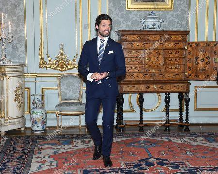 Stock Image of Prince Carl Philip