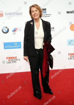 Actress Gaby Dohm