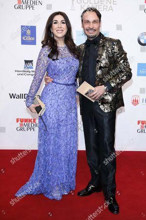 Judith Williams mit Ehemann Alexander-Klaus Stecher