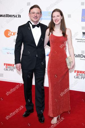 Editorial photo of Golden Camera Awards, Hamburg, Germany - 22 Feb 2018