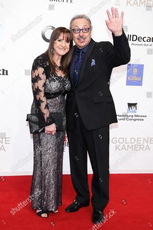 Wolfgang Stumph mit Ehefrau Christine