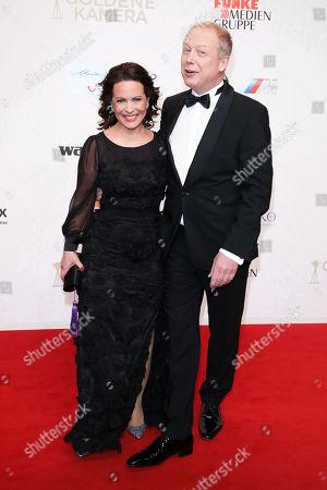 Tom Buhrow mit partner Daniela