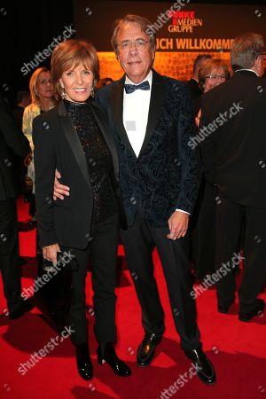 Stock Picture of Ulrike Kriener and Georg Weber