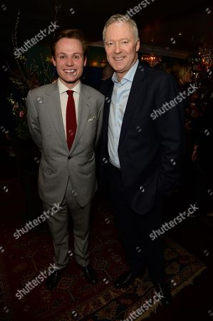 Archie Manners and Rory Bremner