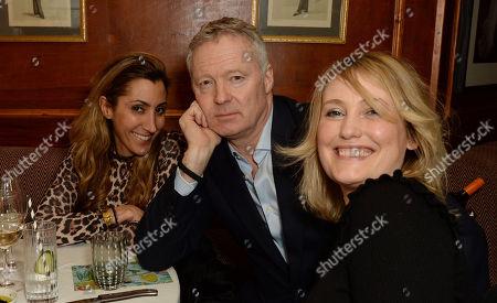 Editorial photo of Huntsman X Albert's Quiz evening, London, UK - 22 Feb 2018