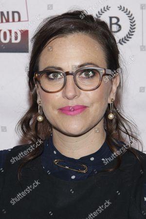 Stock Photo of Sarah Gertrude Shapiro