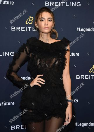 Editorial photo of Breitling Global Roadshow Event, New York, USA - 22 Feb 2018