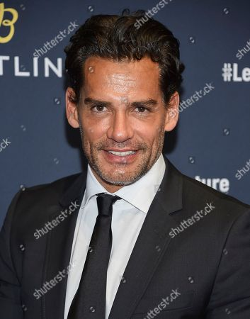 Christian de la Fuente attends the Breitling Global Roadshow event at The Duggal Greenhouse, in New York