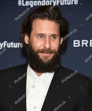 Environmentalist David de Rothschild attends the Breitling Global Roadshow event at The Duggal Greenhouse, in New York