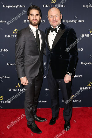 Editorial photo of Breitling Red Carpet Event, New York, USA - 22 Feb 2018