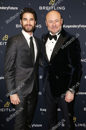 Editorial picture of Breitling Red Carpet Event, New York, USA - 22 Feb 2018