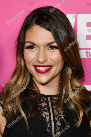 "Deanna Pappas attends WE TV's ""Bridezillas"" Season 11 premiere party at Arena, in New York"