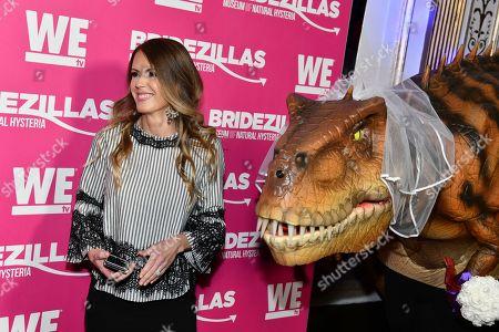 "Trista Sutter attends WE TV's ""Bridezillas"" Season 11 premiere party at Arena, in New York"