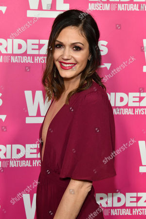 "Desiree Hartsock attends WE TV's ""Bridezillas"" Season 11 premiere party at Arena, in New York"