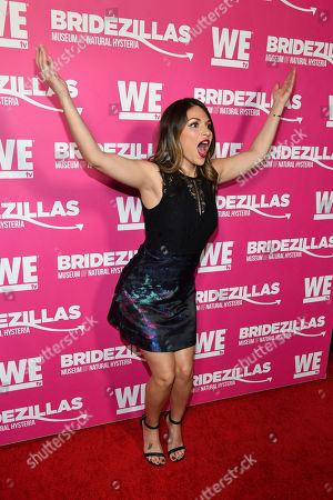 """Deanna Pappas attends WE TV's """"Bridezillas"""" Season 11 premiere party at Arena, in New York"""