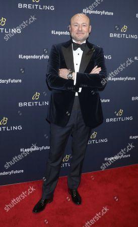 Georges Kern, Breitling CEO