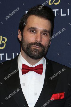 Stock Picture of Luke Ditella