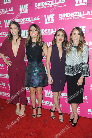 Desiree Hartsock, Deanna Pappas, Ashley Hebert, Trista Sutter