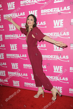 Editorial photo of 'Bridezillas' TV show premiere, New York, USA - 22 Feb 2018