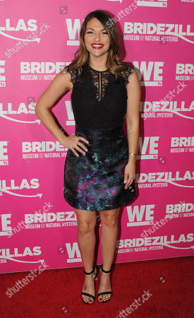 Editorial picture of 'Bridezillas' TV show premiere, New York, USA - 22 Feb 2018