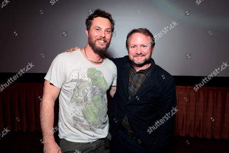 """Editorial photo of Netflix Films """"Mute"""" Special film Screening at The Grove, Los Angeles, USA - 22 Feb 2018"""
