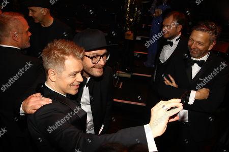 Editorial picture of Golden Camera Awards, Hamburg, Germany - 22 Feb 2018